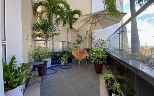 ID: 1582 | The Estella | 3BR sky garden (170+20m2, unfurnished) 1