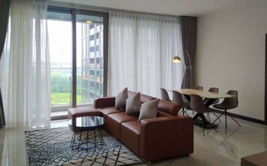 3+1 type apartment at Empire City for rent